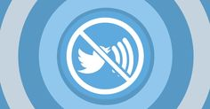 How to Tame Twitter's Annoying Mobile Notifications #twitter #mobilenotification #socialmedia