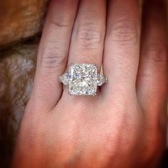 diamonds are a girls best friend my future wedding ring - Big Wedding Rings