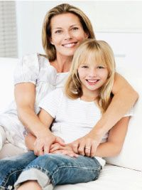 Total Health Magazine - How Mothers Impact Their Daughters' Self-Image