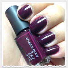 Nail polish swatch by aprilove4820 #nails #nail art #nail polish #fall #nails for fall #fall 2013 #nail polish for fall