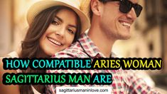 How Compatible Aries Woman Sagittarius Man are - Love Astrology Zone Sagittarius Man In Love, Aries Woman, Love Astrology, Love Compatibility, Fire Signs, People Fall In Love, Match Making, Falling In Love, Love Her