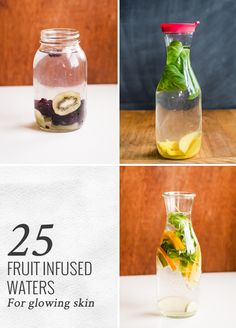 25 Fruit-Infused Waters