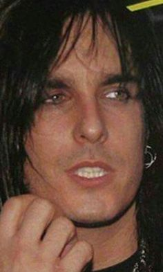 Motley Crue Nikki Sixx, Lovely Eyes, Beautiful, Sixx Am, Jim Morrison Movie, 80s Hair Bands, Vince Neil, Glam Metal, Tommy Lee