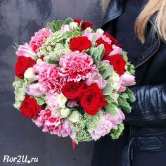 МЫ ДОСТАВЛЯЕМ СЧАСТЬЕ КРУГЛОСУТОЧНО! ПО ВСЕЙ РОССИИ!☺️🙌  http://flor2u.ru #Flor2u  Flor2u - это самые красивые дизайнерские букеты и самые интересные подарки. Мы осуществляем доставку -КРУГЛОСУТОЧНО! Поэтому, даже если Вы захотите подарить цветы любимой в 3 часа ночи - мы выполним Ваш заказ! Также, мы осуществляем срочную доставку в течение 2-х часов. На нашем сайте доступно 10 вариантов оплаты заказа, среди которых Вам легко будет выбрать удобный именно для Вас. Звоните по ☎️ +7(800)…