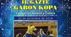 Balonmano | El CB Barakaldo celebra su torneo navideño en las categorías cadete y juvenil