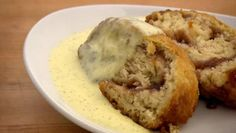 Jam roly-poly        Try The Hairy Bikers' recipe for a homemade version of this childhood classic. Serve with plenty of custard.