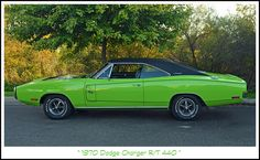 1970 Dodge Charger R/T 440   Flickr - Photo Sharing!