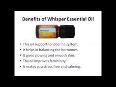 doterra whisper uses