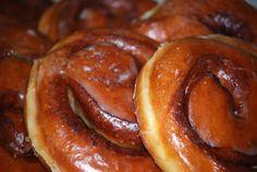 Menu — Oram's Donut Shop
