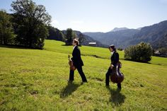 For summer our resident classical music expert picks Europe's most eco-friendly festivals, with stunning outdoor settings and nearby activities. Outdoor Settings, France, Classical Music, Mother Earth, Eco Friendly, Europe, Concert, Summer, Travel
