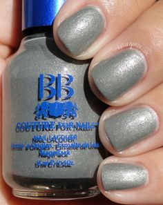 Also Known As...: BB Couture - Six Shades of Grey Collection