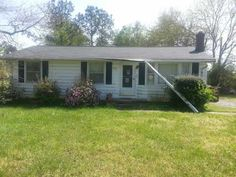 A cute 3 bed 1 bath 960 sf house on a large corner lot with great country living but close to beautiful downtown Mebane NC.This house would be a great rental or starter home, a must see! Asking only $39,900,est market value $80,000 ARV $90,000 avg area median price $194,000 avg price per sf $84.42 tax value $84,294 rent estimate $800-$850 month. Sold as is cash buyers.  #investmentproperty #incomeproperty #realestate