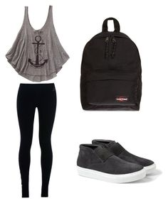 """""""Per Laura<3"""" by unicornlena on Polyvore featuring Billabong, NIKE, Eastpak and MANGO"""