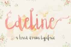 Edeline from FontBundles.net