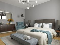 Here's How to Use Decorative Accents in Your Bedroom
