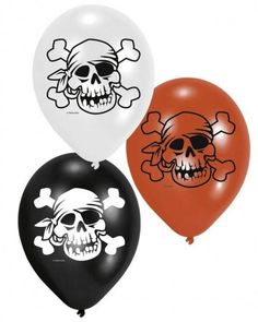 Balónky Pirátská párty | Pro Party