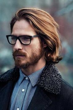 Mens Hairstyles : Long For Men Haircuts Hair Styles Cozy Top Xa ...