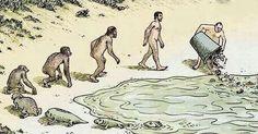 """Les espèces évoluent. C'est ce qu'a prouvé Darwin dans son ouvrage """"De l'origine des espèces"""", publié en 1859. Parmi ces espèces, l'Homme est peut-être celle qui a été sujette aux changements les plus importants de par s..."""