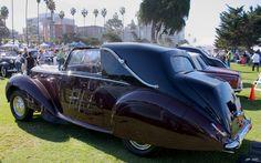 1848 Bentley coupé deville