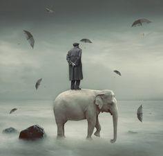 Surreal Photography by Teodora Taneva