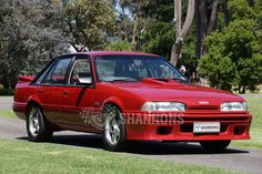 Holden HDT VL Commodore Group A SS Sedan