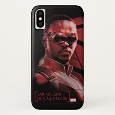 Sam Wilson A.K.A. The Falcon Case-Mate iPhone Case #afflink Christmas Card Holders, Christmas Cards, Iphone Cases Disney, Hand Sanitizer, Your Image, Keep It Cleaner, Apple Iphone, Great Gifts, Ink