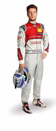 Adrien Tambay fährt 2016 für Audi Sport Team Rosberg in der DTM