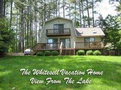 Visit LAKEHOUSEVACATIONS.com to book this home for your next lake vacation to Huddleston, VA on Smith Mountain Lake. 3 Bedrooms. Sleeps 6. For Rent Weekly $1295 - Whitesell Home. Come enjoy Smith Mountain Lake in the Whitesell Home where your vacation of fun and relaxation awaits you! This modified A-Frame home boasts delightful views of the lake and mountains. The bright and cheery main level has an open concept with the kitchen, dining, and living area, with entertainment center. The…