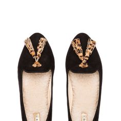 The Lark with Faux Shearling Insole