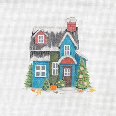 18-1033 Xmas House III<br>November