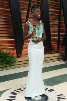 """""""What I've learned from myself is that I don't have to be anybody else and that myself is good enough. When I am being true to that self, I can avail myself to extraordinary things."""" ~ Lupita Nyong'o, Academy Award Winning Actress"""