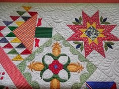 Tanderwen Quilts: Jackie's Southern Album