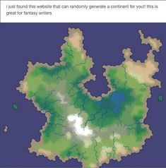 Polygon Map Generation demo World building website for fantasy writers Book Writing Tips, Writing Resources, Writing Help, Writing Prompts, Writing Ideas, Writing Websites, Story Prompts, Dungeons And Dragons, Writing Characters