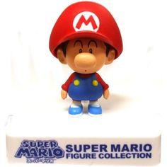 $34.99Amazon.com: Super Mario Banpresto 3 Inch Mini Figure Collection Baby Mario: Toys & Games
