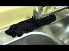 Cleaning Hard Water Deposits - YouTube