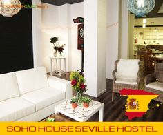 Soho House Boutique Hostel a Siviglia