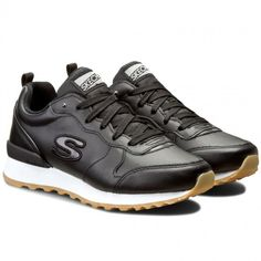 Sneakers SKECHERS - Street Sneak Low 113/BLK Black