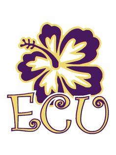 ECU - East Carolina Pirates!