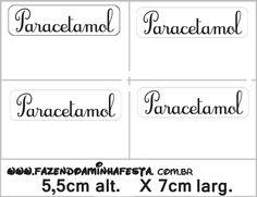 Molde Paracetamol