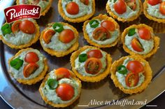 Dla smaczliwych. #ciasteczka #pomidor #wege #pudliszki #przepis