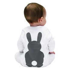 0-18M Baby Outfit Cloth Infant Boys Cartoon Fox Rabbit Printed Cotton Romper Kids Costume