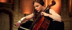Chloë Moretz playing cello (If I Stay)  I love the cello!