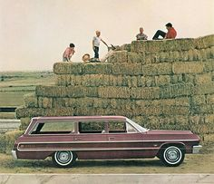 1964 Chevrolet Impala Station Wagon