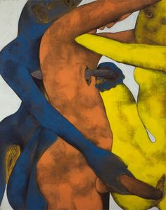 'Meditation' (1991) by Francesco Clemente