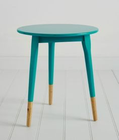 In a mint colour