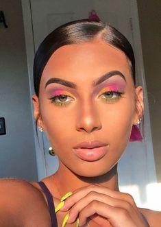 ☆♎ flawless makeup, skin makeup, face makeup tips, flawless face Cute Makeup, Glam Makeup, Gorgeous Makeup, Pretty Makeup, Beauty Makeup, Hair Makeup, Simple Makeup, Makeup Eyeshadow, 1950s Makeup