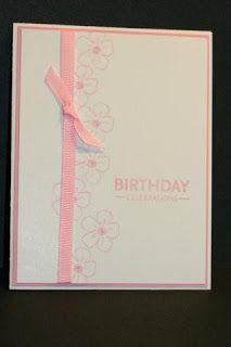 My Creative Corner!: Flower Fancy Birthday Card