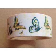 Leadoff Love My Tapes Butterflies Washi Tape