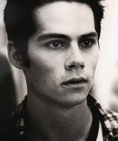 Stiles from Teen Wolf