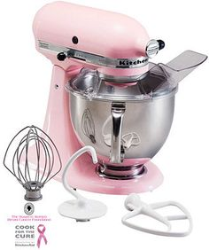 KitchenAid. Stand Mixer. One day I will have you. Probably not today, probably not tomorrow...but some day!!!